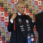 Reinaldo Rueda presentado oficialmente como técnico de Chile