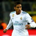 Real Madrid podría perder a Varane por semanas