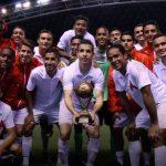 Roger Rojas y Luis Garrido ganan torneo caritativo con el Alajuela