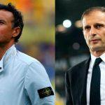 Luis Enrique y Allegri, candidatos para sustituir a Conte en el Chelsea