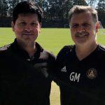 Alex Pineda Chacón quiere trabajar en Miami junto a David Beckham