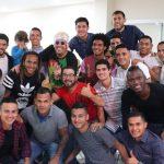 Alajuelense fortalece su unión como equipo