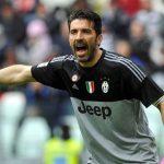 Buffon suma 500 partidos en liga italiana con la Juventus