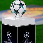 Los partidos de Champions cambiarán de horario