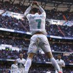 Cristiano conoció al youtuber que imita su festejo de gol