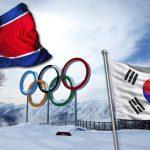 El histórico desfile de las dos Coreas bajo una misma bandera