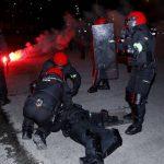 Fallece un oficial en enfrentamiento de ultras del Athletic Bilbao y el Spartak