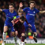 Christensen culpa a Fábregas del gol de Messi