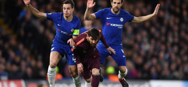 Escándalo en el Chelsea: Christensen culpó a Fábregas del gol de Messi