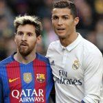 Messi y Cristiano unidos por una misma causa