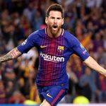Messi es la imagen del banco privado más grande de Rusia