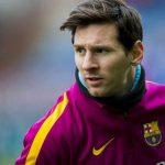 Messi compartió su llegada a Londres