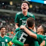 México gana su primer ensayo
