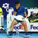 Nadal se vuelve a lesionar y abandona el torneo de Acapulco