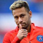 Enorme gesto de Neymar