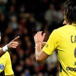 Neymar gana el doble que Cavani