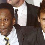 El mensaje de Pelé a Neymar: «Tenemos un Mundial que ganar»