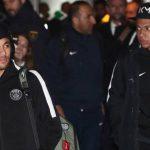 Así llegaron Neymar y compañía a Madrid (VIDEO)