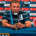 Carlos Tábora oficializado como técnico provisional de la Bicolor