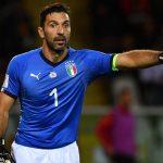 Buffon seguirá como portero de la selección italiana