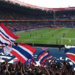 Jugadores del PSG se reúnen con los hinchas más peligrosos del club (VÍDEO)