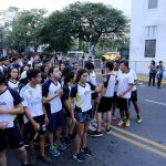 Inauguran jornada deportiva en Instituto La Salle