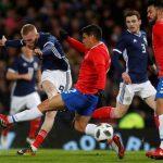 Costa Rica deja buenas sensaciones al derrotar a Escocia