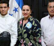 Esgrimista hondureño competirá en Mundial de Italia