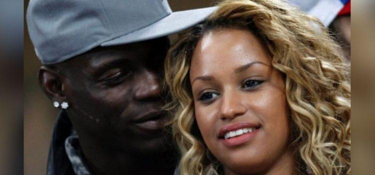 La ex de Balotelli espera un hijo con otro futbolista