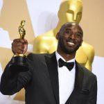 Kobe Bryant gana un Óscar al mejor corto de animación
