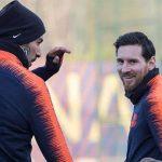 Así recibieron a Messi tras nacimiento de su tercer hijo
