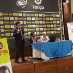 Liga Española imparte en Honduras seminario de Mercadeo Deportivo