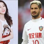 Alexandre Pato dedica sus goles a una actriz china