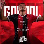 Roger Rojas es el futbolista más efectivo del torneo tico