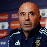 Sampaoli: «El equipo es más de Messi que mío»