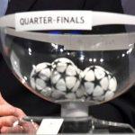 Día y hora del sorteo de la Champions
