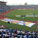 Hace 20 años se disputó el primer partido de Liga en el Estadio Olímpico