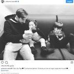 La felicitación de Antonela a Messi por el Día del Padre
