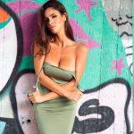 Lucía Javorcekova deja el ciclismo por el modelaje