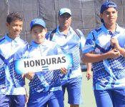 Honduras buscará clasificarse entre los ocho mejores de Centroamericana y del Caribe de tenis