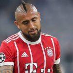 Adiós Champions League para Arturo Vidal