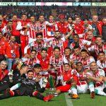 Necaxa de Bryan Beckeles campeón de la Copa MX