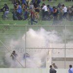 ¿Por qué se lanzó una bomba lacrimógena en Comayagua?