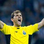 Casillas felicita a Cristiano Ronaldo por su golazo en Turín