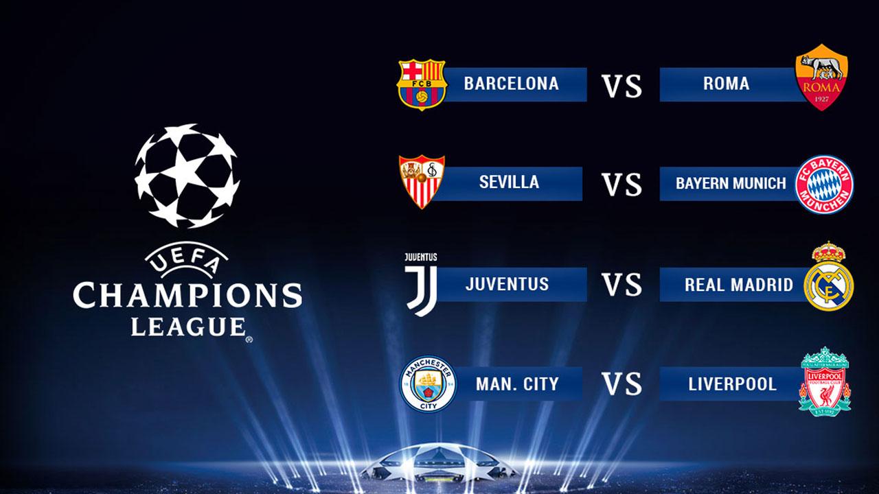 Las claves de los cuartos de final de la Champions League ...