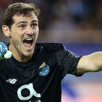 Iker Casillas llega a mil partidos como futbolista profesional