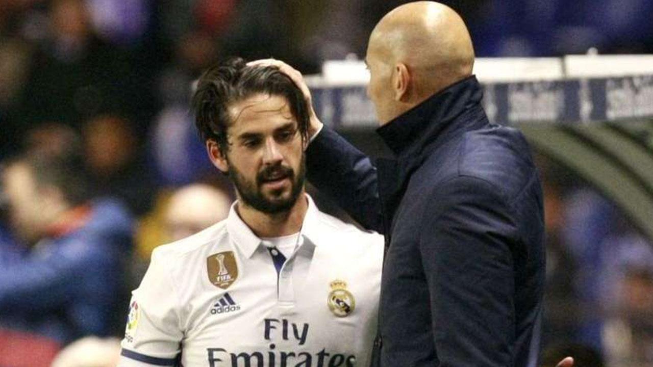 Real Madrid descarta a Isco y Carvajal para la vuelta con Bayern Munich