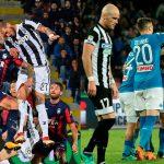 Juventus tropieza y Napoli sueña con su triunfo