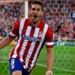 Koke marca el gol más rápido del Atlético en Europa