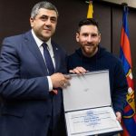 Messi, embajador de Turismo Responsable de la OMT